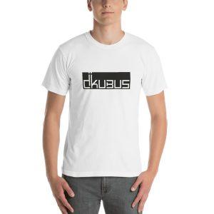 """Dkubus Men's Short Sleeve """"track-tee"""""""